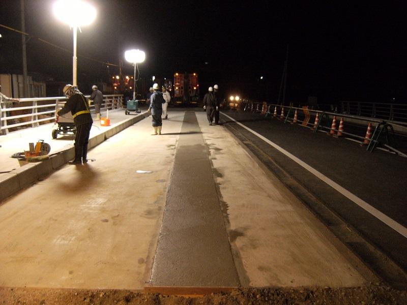 築地橋3次施工