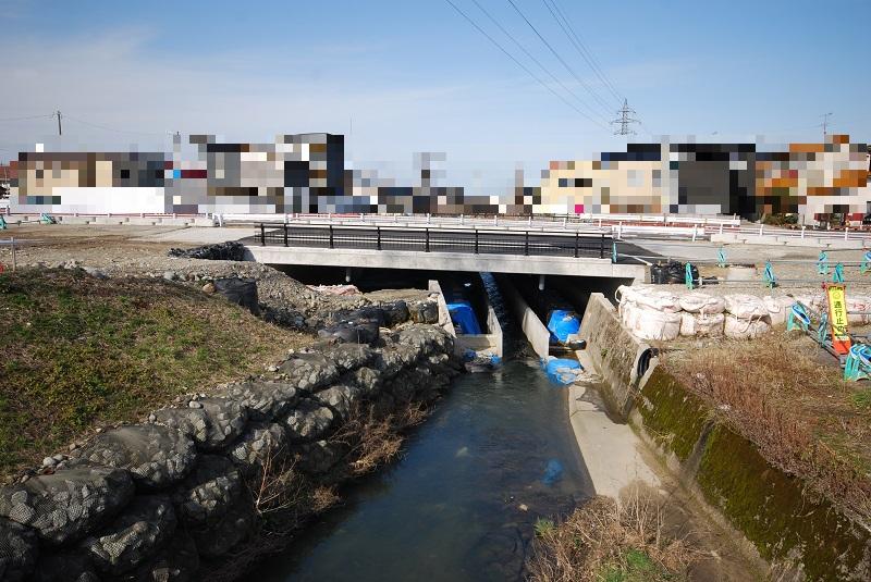 殿田橋2期完成