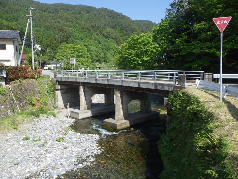 二又橋施工前