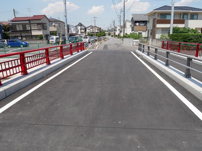 三養橋完成