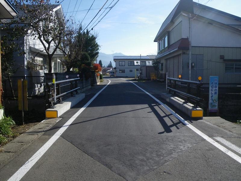 北野橋完成